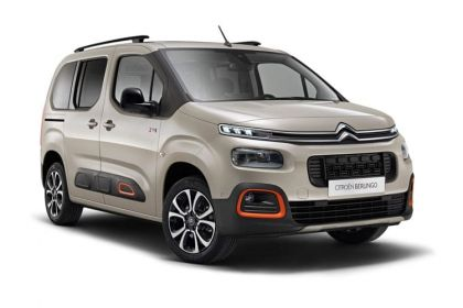 Lease Citroen Berlingo car leasing