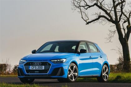 Audi A1 Hatchback 30 Sportback 5Dr 1.0 TFSI 110PS Sport 5Dr Manual [Start Stop]