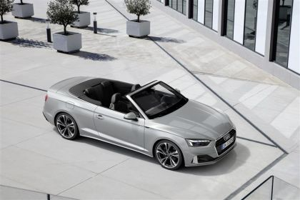 Audi A5 Convertible 40 Cabriolet 2Dr 2.0 TFSI 204PS Vorsprung 2Dr S Tronic [Start Stop]