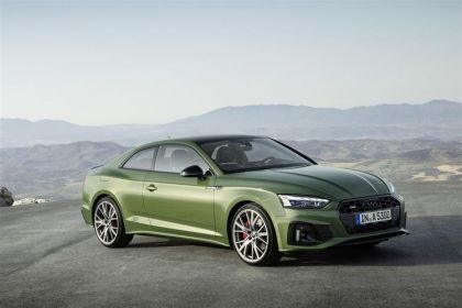 Audi A5 Coupe RS5 Coupe quattro 2Dr 2.9 TFSI V6 450PS Vorsprung 2Dr Tiptronic [Start Stop]