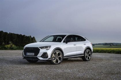 Audi Q3 SUV 35 Sportback 5Dr 1.5 TFSI CoD 150PS S line 5Dr S Tronic [Start Stop]