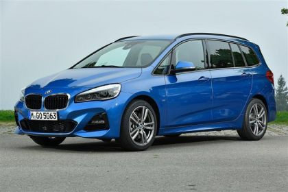 BMW 2 Series Tourer MPV 216 Active Tourer 1.5 d 116PS Luxury 5Dr DCT [Start Stop]