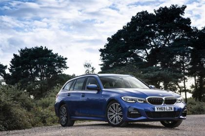 BMW 3 Series Estate 320 Touring 2.0 d 190PS M Sport 5Dr Auto [Start Stop]