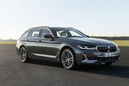 BMW 5 Series Estate 530 Touring 2.0 e PHEV 12kWh 292PS M Sport 5Dr Steptronic [Start Stop] [Tech]