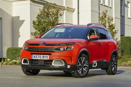 Citroen C5 Aircross SUV SUV 1.2 PureTech 130PS Flair 5Dr EAT8 [Start Stop]