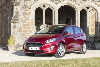 Ford Fiesta Hatchback Hatch 5Dr 1.0 T EcoBoost MHEV 155PS Active X Edition 5Dr Manual [Start Stop]