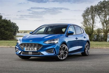 Ford Focus Hatchback Hatch 5Dr 1.0 T EcoBoost MHEV 125PS Zetec Edition 5Dr Manual [Start Stop]