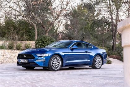 Ford Mustang Coupe Fastback 5.0 V8 450PS GT 2Dr SelShift [Custom Pack 3]