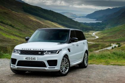Land Rover Range Rover Sport SUV SUV 2.0 P400e PHEV 13.1kWh 404PS Autobiography Dynamic 5Dr Auto [Start Stop] [5Seat]