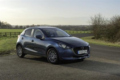 Mazda Mazda2 Hatchback Hatch 5Dr 1.5 SKYACTIV-G MHEV 75PS SE-L Nav 5Dr Manual [Start Stop]
