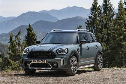 MINI Countryman SUV Cooper 1.5  136PS Exclusive 5Dr Steptronic [Start Stop]