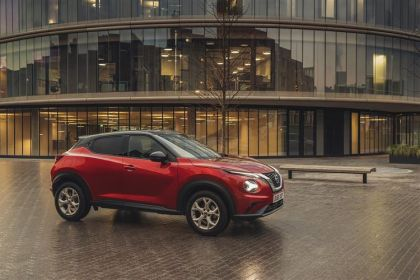 Nissan Juke SUV SUV 1.0 DIG-T 117PS N-Connecta 5Dr Manual [Start Stop]