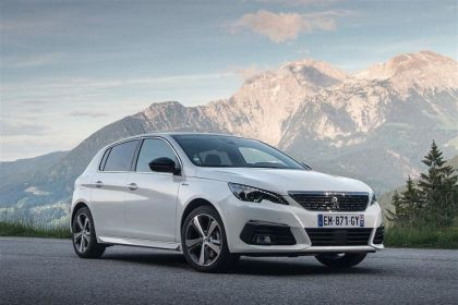 Peugeot 308 Hatchback Hatch 5Dr 1.2 PureTech 130PS Allure 5Dr EAT8 [Start Stop]