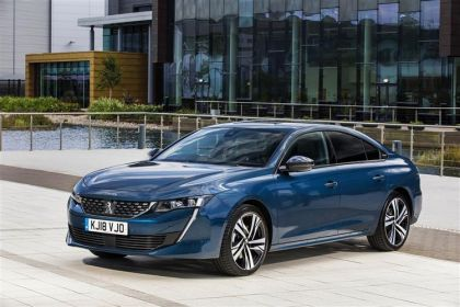 Peugeot 508 Hatchback Fastback HYBRID 1.6 PHEV 11.8kWh 225PS GT 5Dr EAT8 [Start Stop]