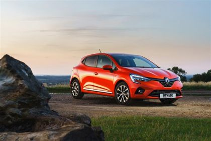 Renault Clio Hatchback Hatch 5Dr 1.6 E-TECH 140PS Iconic 5Dr Auto [Start Stop]