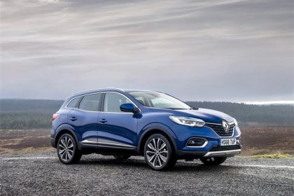 Lease Renault KADJAR car leasing