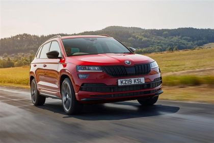 Skoda Karoq SUV SUV 2.0 TDi 150PS SE Technology 5Dr Manual [Start Stop]