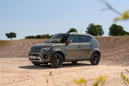 Lease Suzuki Ignis car leasing