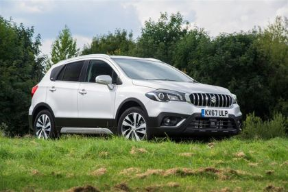 Suzuki S-Cross SUV SUV 1.4 Boosterjet MHEV 129PS SZ-T 5Dr Auto [Start Stop]