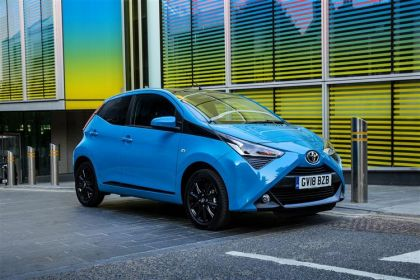 Toyota Aygo Hatchback Hatch 3Dr 1.0 VVTi 71PS x 3Dr Manual
