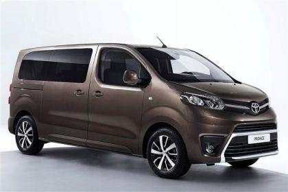 Toyota PROACE Verso MPV Medium 1.5 D FWD 120PS Shuttle MPV Manual [Start Stop] [9Seat]