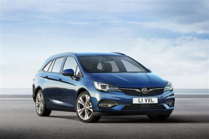 Vauxhall Astra Estate Sports Tourer 1.5 Turbo D 122PS Business Edition Nav 5Dr Manual [Start Stop]