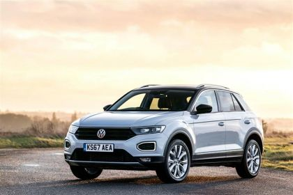 Volkswagen T-Roc SUV SUV 2wd 1.0 TSI 110PS S 5Dr Manual [Start Stop]