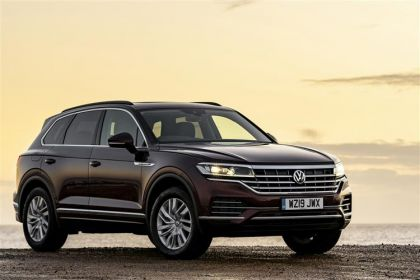 Volkswagen Touareg SUV SUV 4Motion 3.0 V6 TDI 286PS SEL Tech 5Dr Tiptronic [Start Stop]