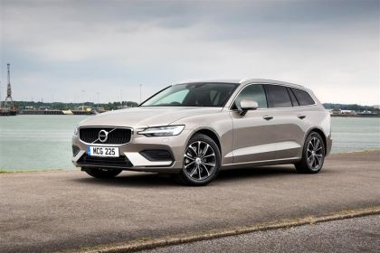 Volvo V60 Estate Estate 2.0 B3 MHEV 163PS R DESIGN 5Dr Auto [Start Stop]