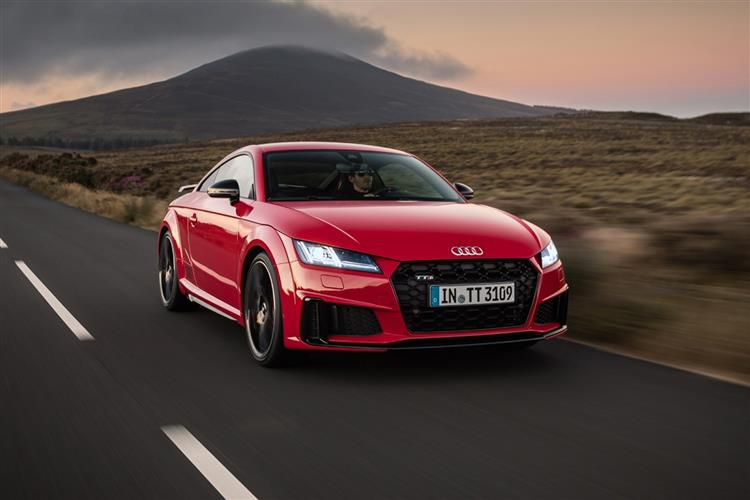 Audi TT 45 Coupe 2.0 TFSI 245PS Sport 3Dr S Tronic [Start Stop] [Technology]