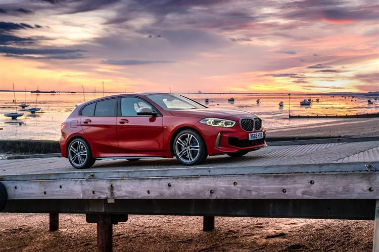 BMW 1 Series 120 xDrive Hatch 5Dr 2.0 d 190PS M Sport 5Dr Auto [Start Stop] [Tech]
