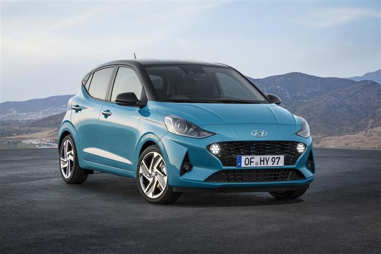 Hyundai i10 Hatch 5Dr 1.2  84PS SE Connect 5Dr Manual [Start Stop]