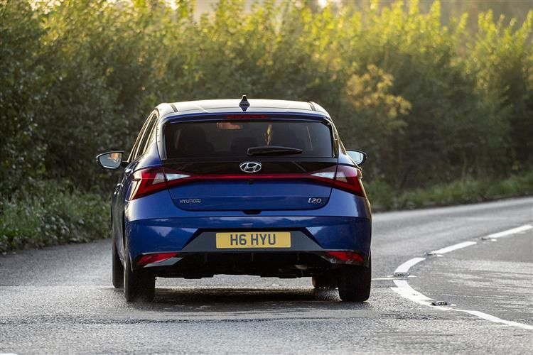 Hyundai i20 Hatch 5Dr 1.0 T-GDi MHEV 100PS Ultimate 5Dr DCT [Start Stop]