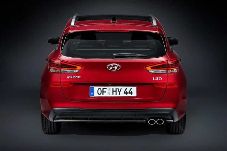 Hyundai i30 Tourer 1.0 T-GDi MHEV 120PS Premium 5Dr Manual [Start Stop]