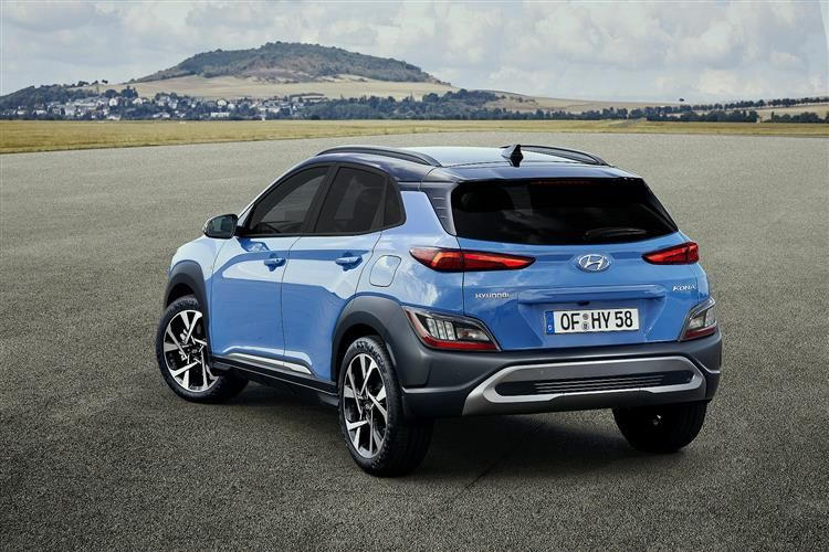 Hyundai KONA SUV 1.0 T-GDi MHEV 120PS N Line 5Dr Manual [Start Stop]