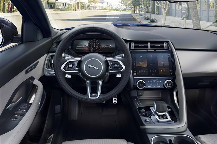 Jaguar E-PACE SUV AWD 2.0 d 180PS  5Dr Auto [Start Stop]