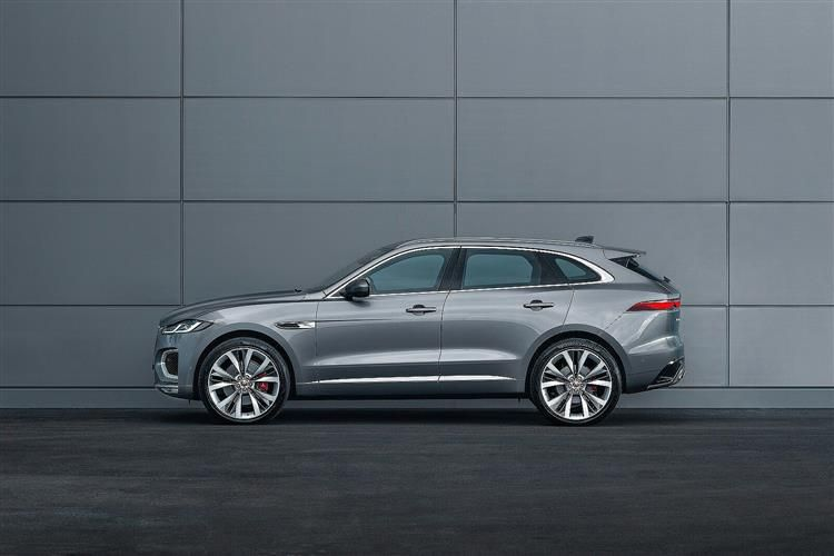 Jaguar F-PACE SUV AWD 3.0 d V6 300PS S 5Dr Auto [Start Stop]