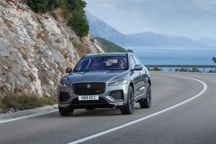 Jaguar F-PACE SUV AWD 2.0 i 300PS 300 Sport 5Dr Auto [Start Stop]