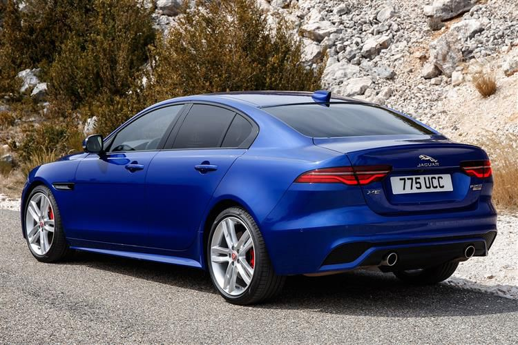 Jaguar XE SV Saloon AWD 5.0 V8 600PS Project 8 4Dr Auto