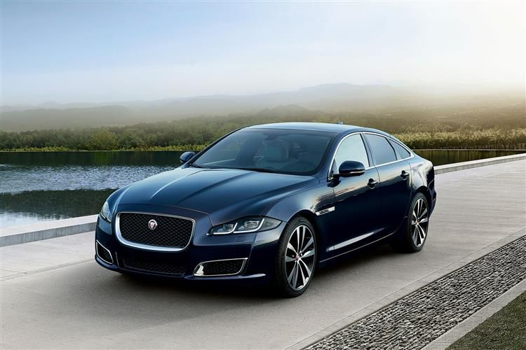 Jaguar XJ Saloon LWB 3.0 d V6 300PS Autobiography 4Dr Auto [Start Stop]