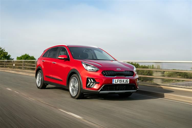Kia Niro SUV 5Dr 1.6 h GDi 139PS 3 5Dr DCT [Start Stop]
