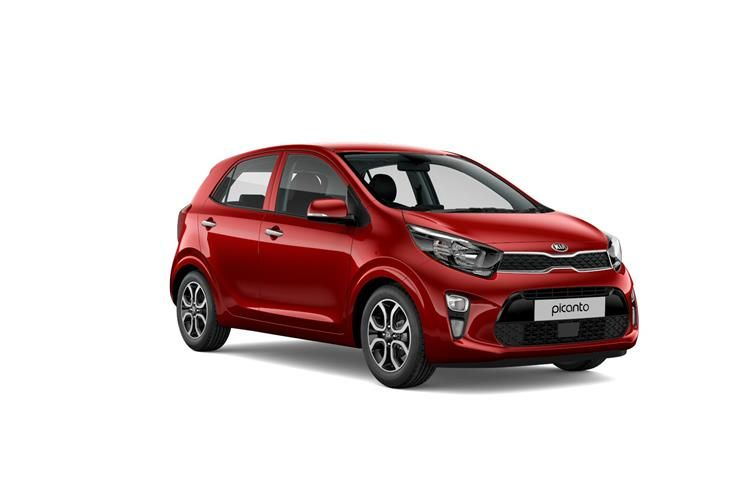 Kia Picanto Hatch 5Dr 1.0  66PS 1 5Dr Manual [Start Stop] [4Seat]
