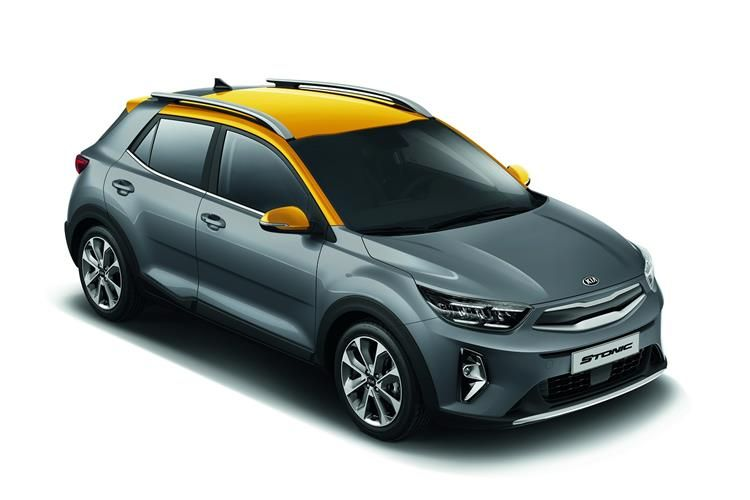 Kia Stonic SUV 5Dr 1.0 T-GDi 118PS 2 5Dr Manual [Start Stop]
