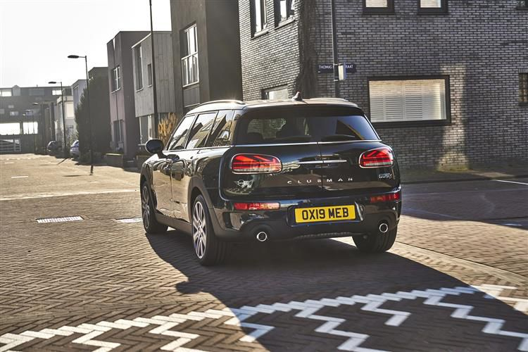 MINI Clubman Cooper 1.5  136PS Sport 6Dr Steptronic [Start Stop]