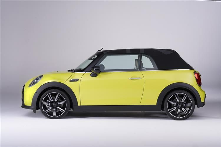 MINI Convertible John Cooper Works 2.0  231PS  2Dr Manual [Start Stop] [Comfort Nav]