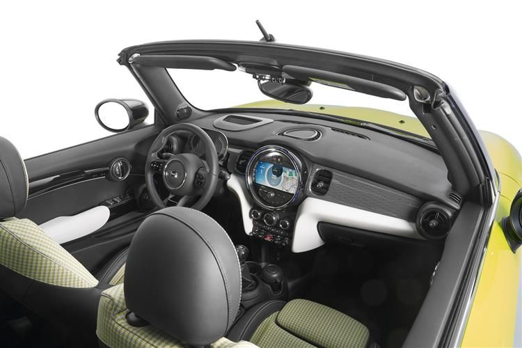 MINI Convertible Cooper S 2.0  192PS Sport 2Dr Manual [Start Stop] [Nav]