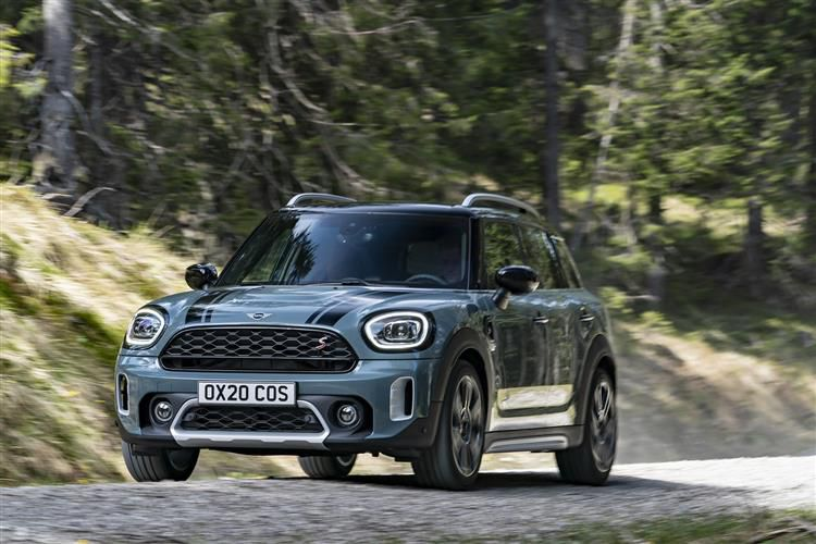 MINI Countryman Cooper S All4 1.5 E PHEV 10kWh 222PS Exclusive 5Dr Auto [Start Stop] [Comfort Nav Plus]