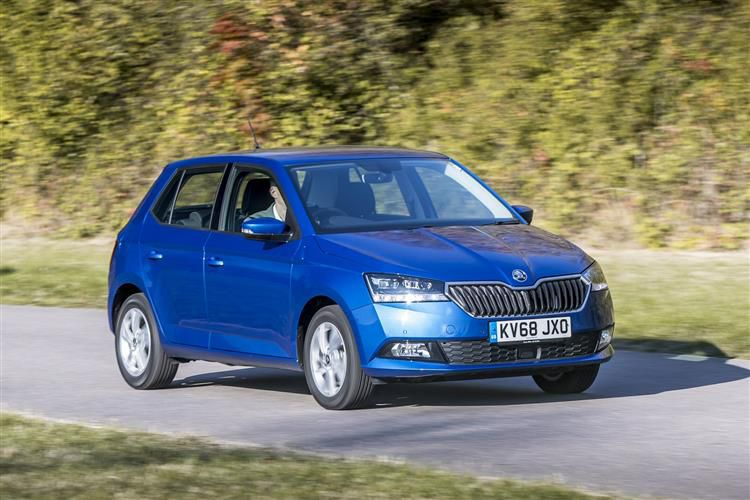 Skoda Fabia Hatch 5Dr 1.0 TSi 95PS Colour Edition 5Dr DSG [Start Stop]