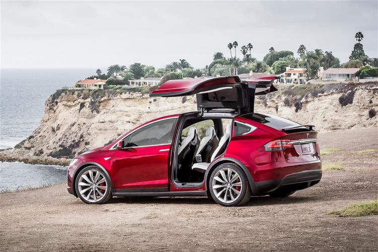 Tesla Model X SUV 5Dr Dual Motor Elec 450KW 603PS Performance Ludicrous 5Dr Auto [6Seat]
