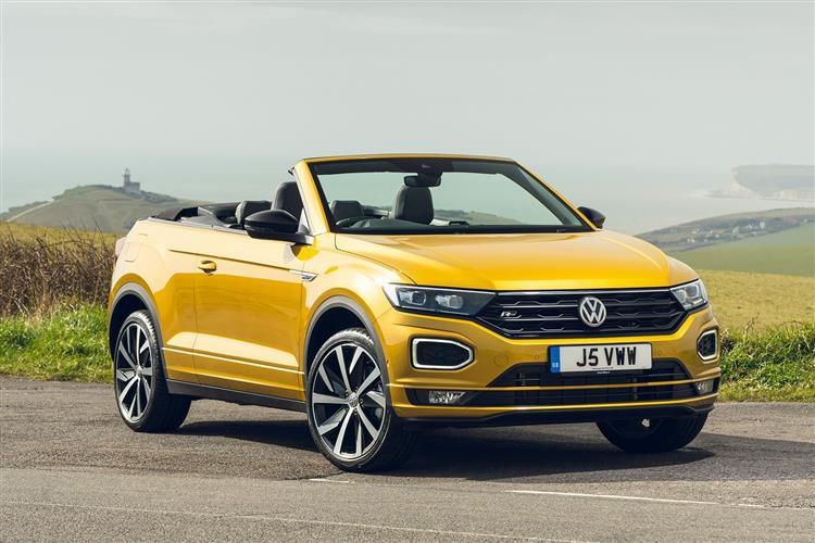Volkswagen T-Roc Cabriolet SUV 2wd 1.5 TSI EVO 150PS R-Line 2Dr Manual [Start Stop]